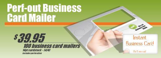 Biz Card Mailer
