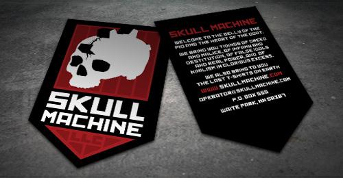 Skull Machine