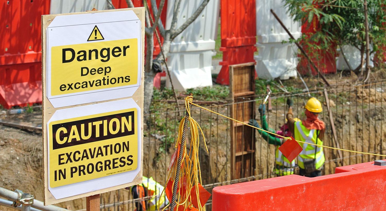 Danger Posters