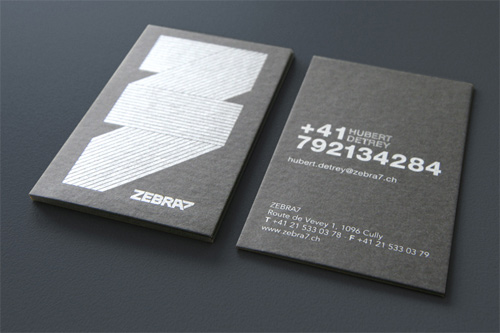 25 best business card designs of 2009 card4 colourmoves