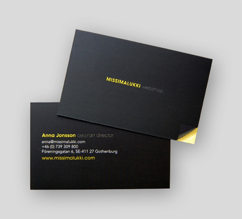 25 best business card designs of 2009 you may also like reheart