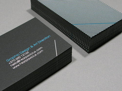 25 best business card designs of 2009 you may also like colourmoves Choice Image