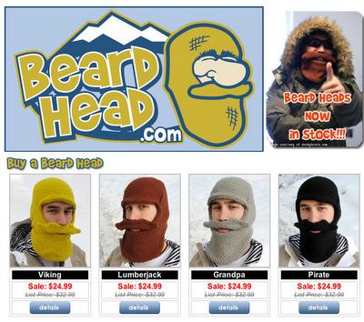 Beardhead