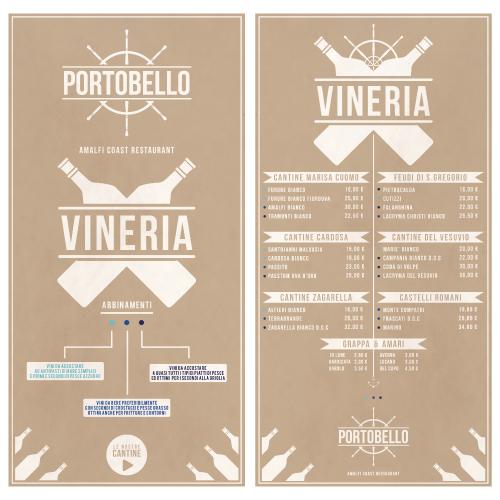 Tasty restaurant menu designs for your inspiration