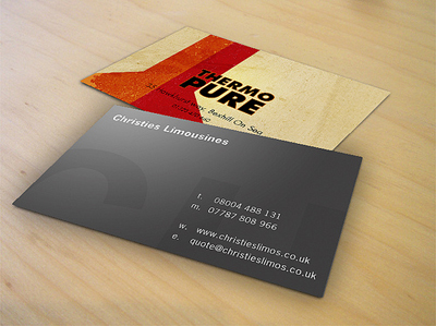 19 cool business card designs with fantastic font use you may also like colourmoves