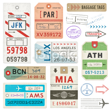 stock-illustration-24142255-baggage-tags-and-stamps