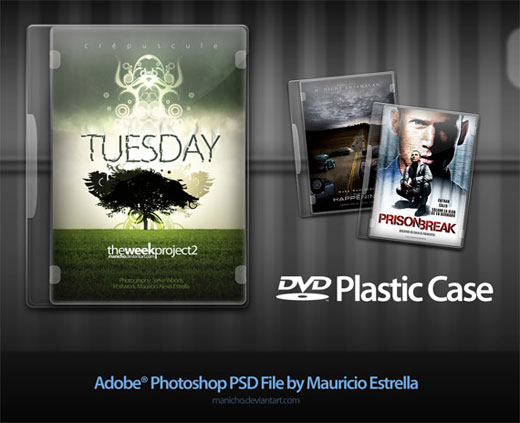 dvd cover psd template. DVD Case Design Cover