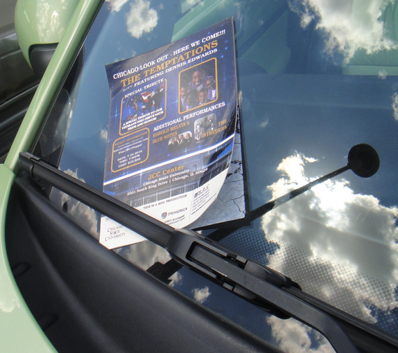 windshield-flyer