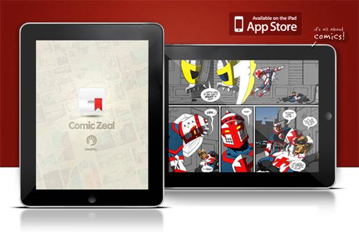 40 Inspiring iPad App Websites