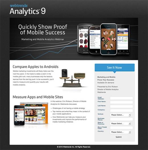 Improve Website Design & Increase Conversions