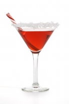 Santa Hat Drink