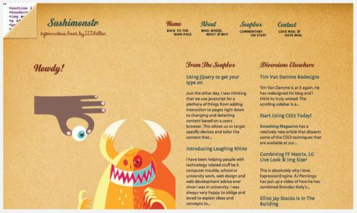 Top 5 Web Design Trends 2011