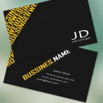 100+ Free Business Card Templates to Download ( Free PSDs )