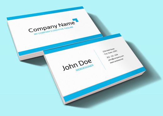 100+ Free Business Card Templates to Download ( Free PSDs ...