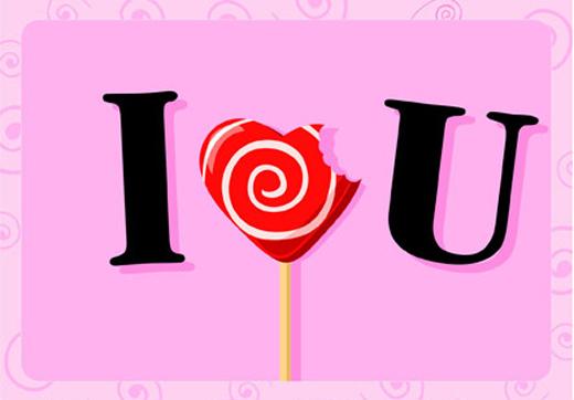 I love you sweets vector2 I love you sweets Vector