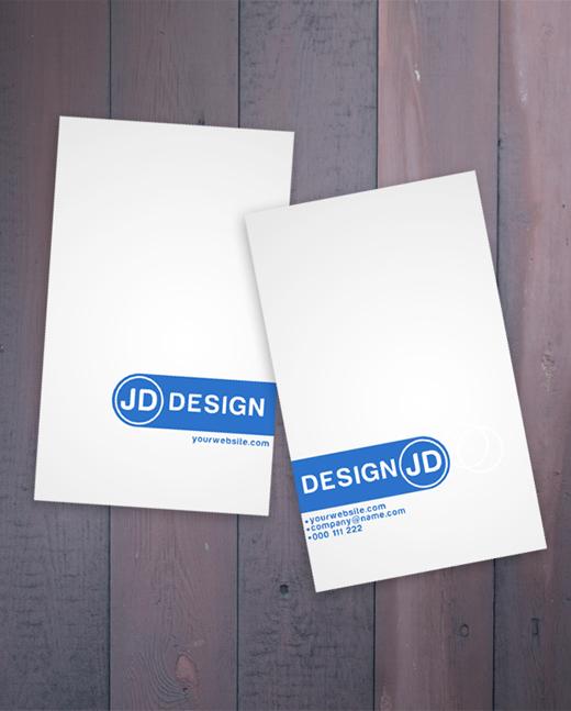 templates card