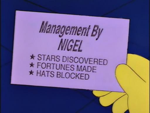 Simpsons marathon discussion thread page 6 ign boards for Lionel hutz business card