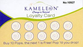 http://catherinescache.com/images/Kameleon/Loyalty%20Card.jpg