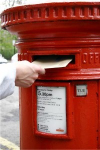 direct mail usage,