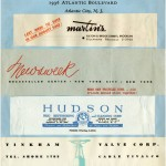 Graphic Design Roundup #39: Classic Letterheads from the 40s