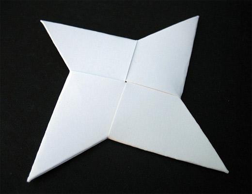 ninja throwing star