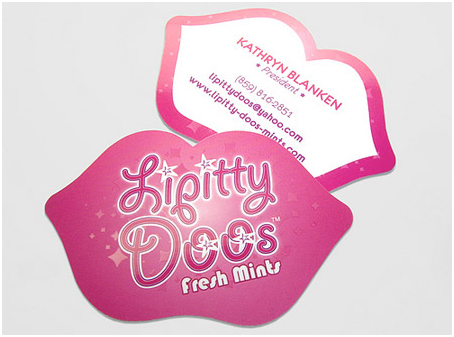 Lipitty Doos Business Card