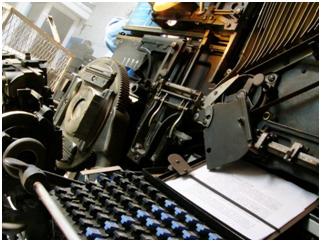 A Century of Linotype