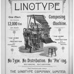Celebrating Linotype: 125 Years Since Its Debut