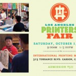 Art of Design #35: The Los Angeles Printers Fair