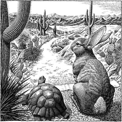 The Tortoise and the Hare: Two Work Approaches to Getting the Job Done