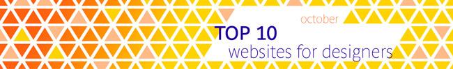 Design Roundup #50: Top 10 Websites for Designers