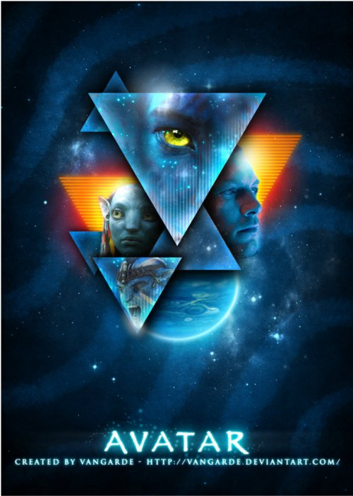 avatar movie poster