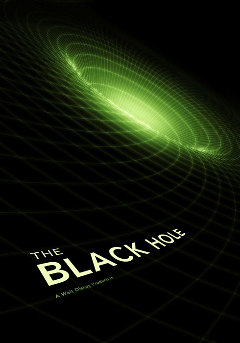black hole movie poster