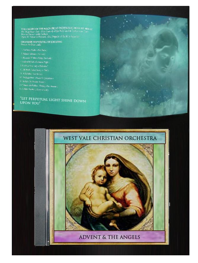 christian cd printing