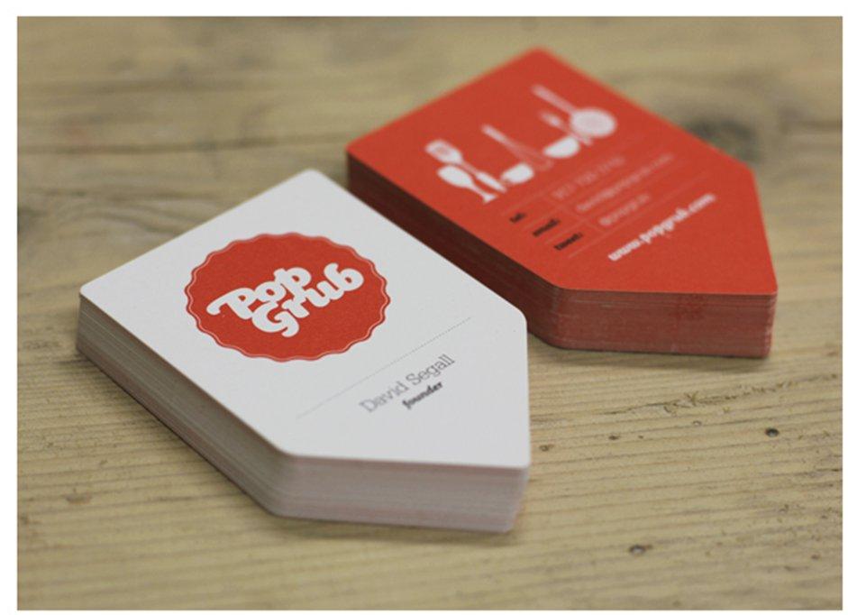 50 Bizarre Amp Brilliant Business Card Designs