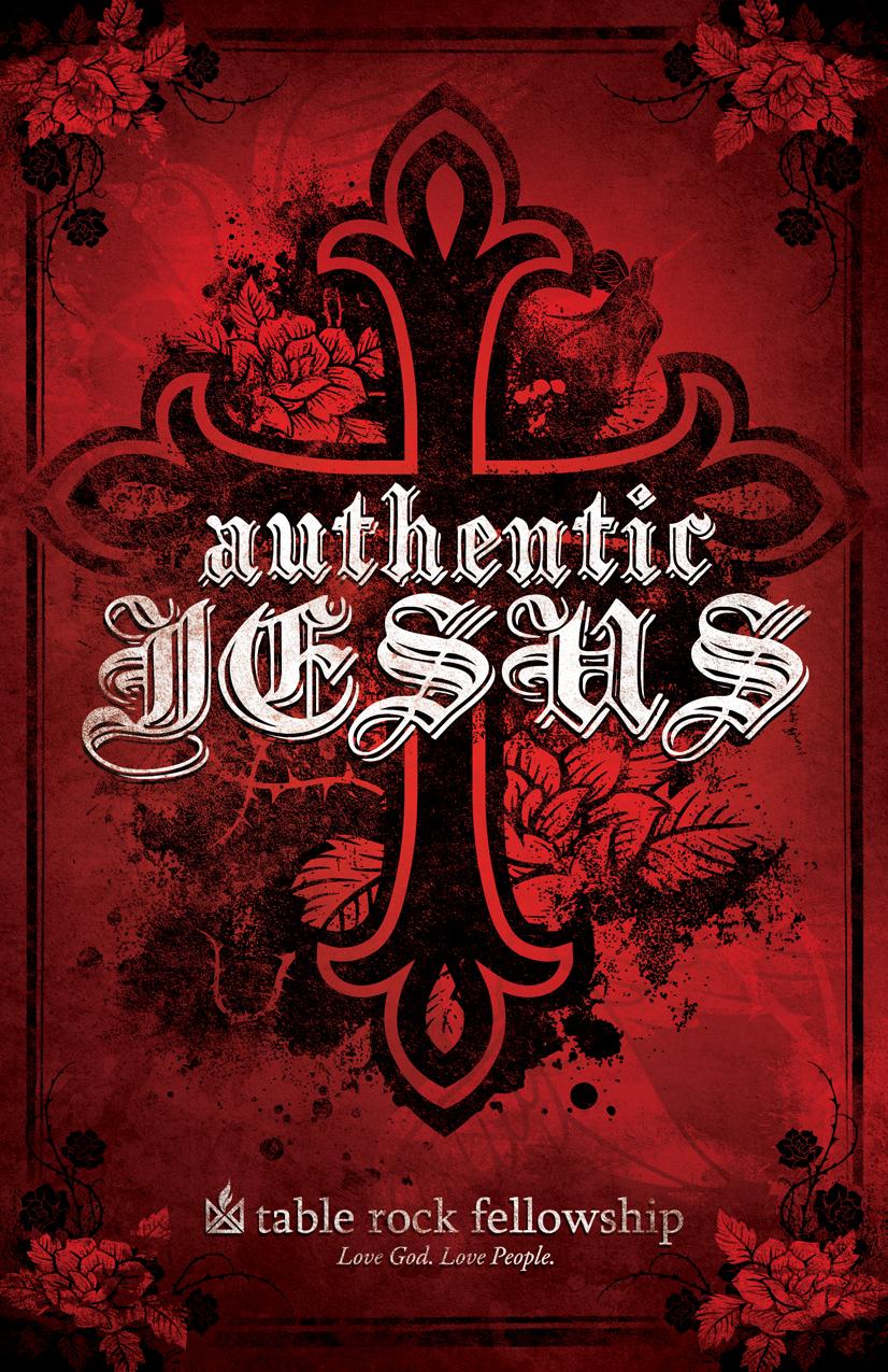 rock n roll church poster