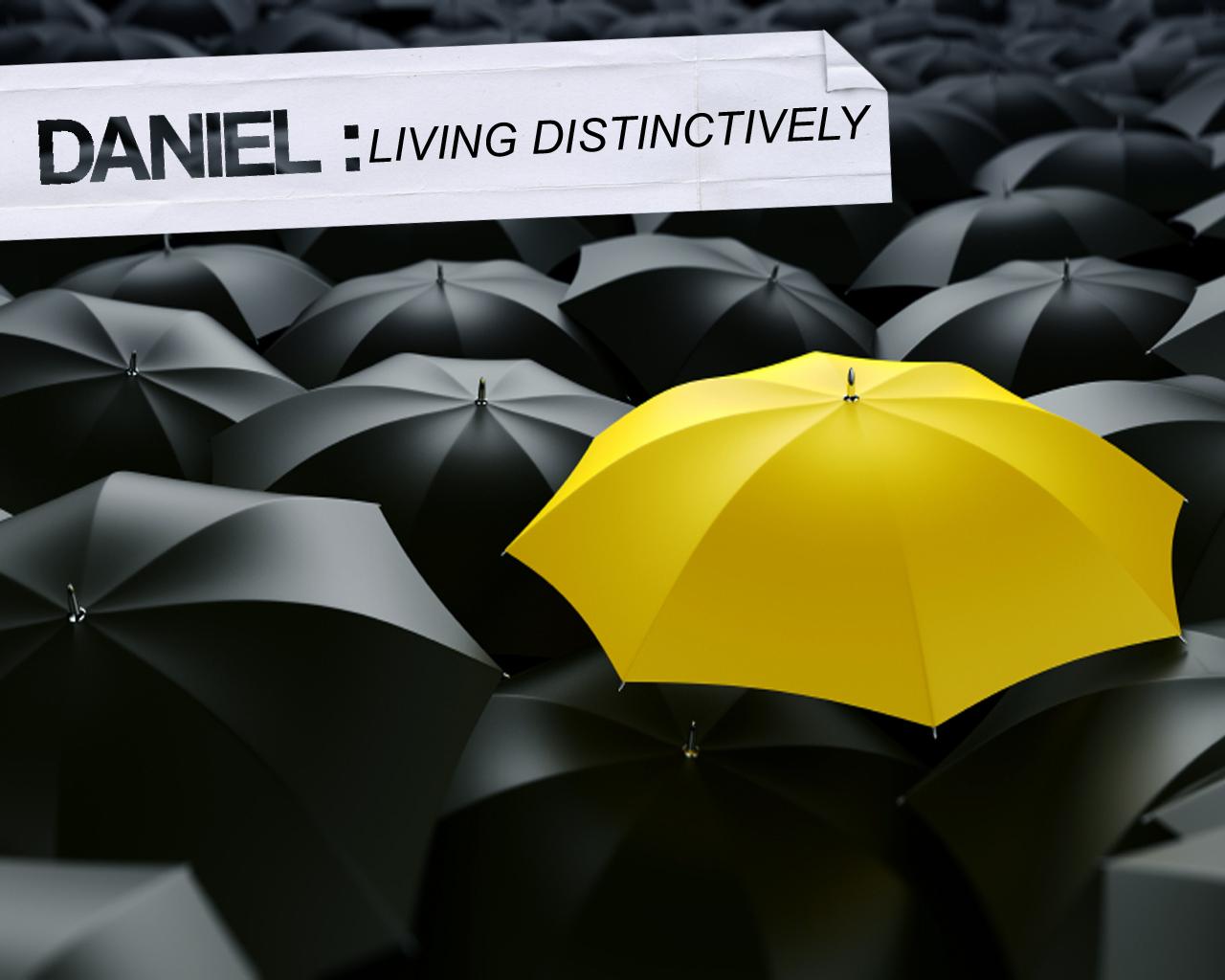church umbrella promotion