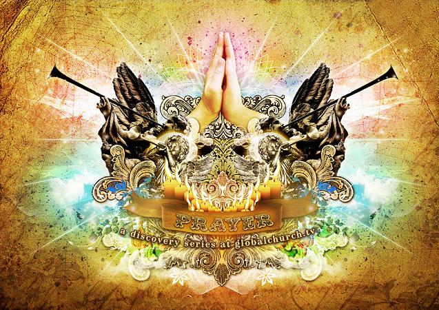 religious digital design