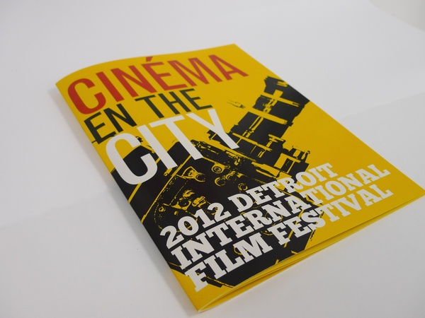 film festival booklet