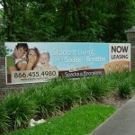 New Product Release – Let's Give a Big Hand for Banners & Stands!