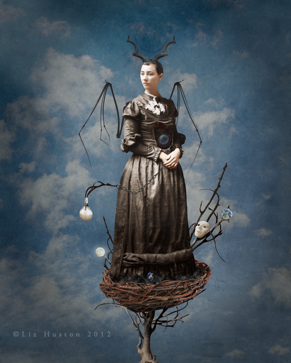 Creative Isolation by Liz Huston