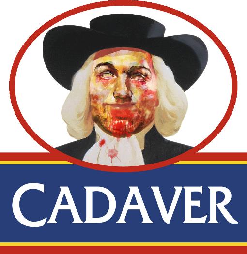 quaker oats zombie logo