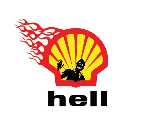 shell zombie logo