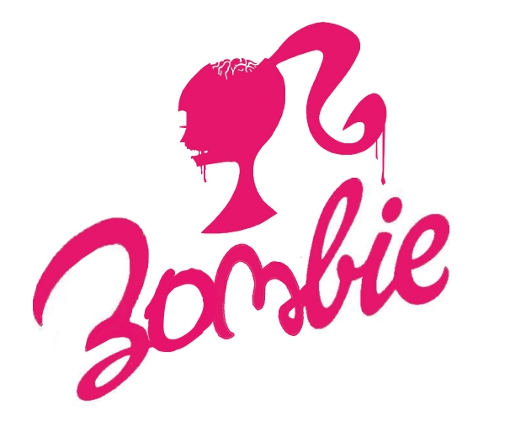 zombie barbie logo
