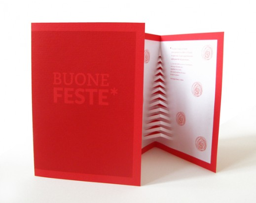 Buon Feste Card by Chiara Muccitelli