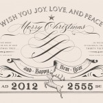 21 Cool Holiday Greeting Card Designs
