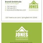 5 Photoshop (PSD) Business Card Design Templates for Real Estate Agents