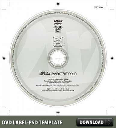 dvd_label_free_psd_template