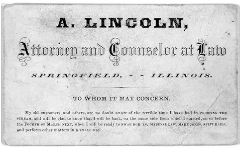 abraham_lincoln_business_card