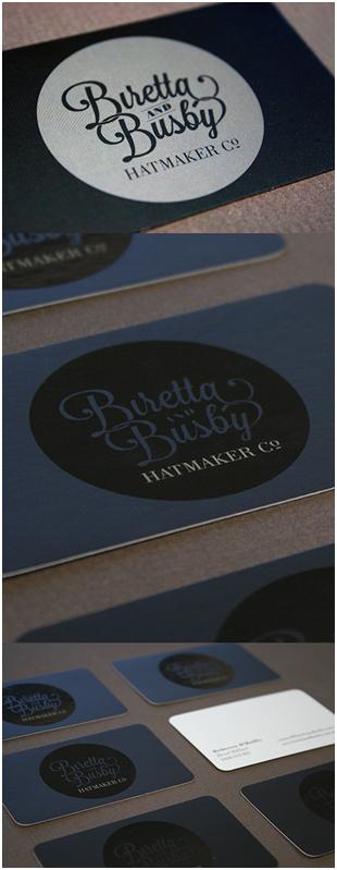 hatmaker_retro_business_card